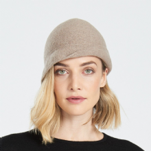 Supersoft Merino Cloche Hat
